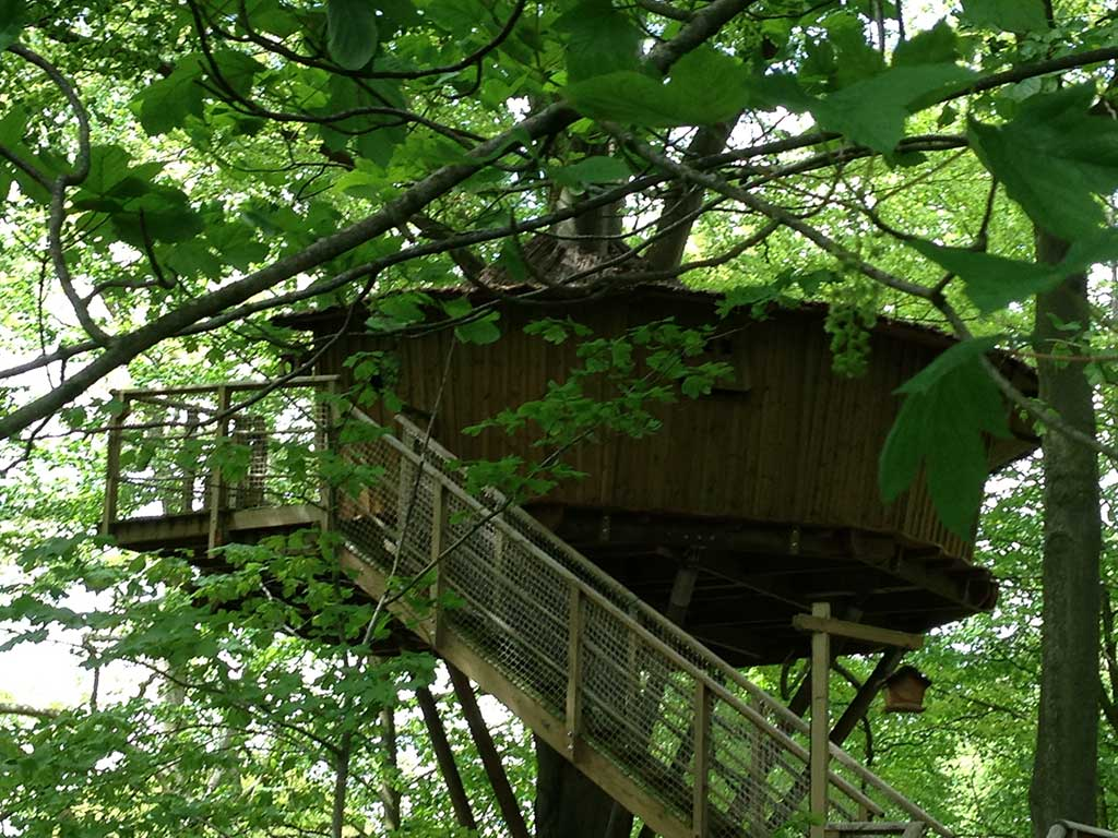 TREE HOUSE ECUREUIL