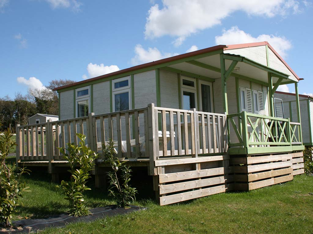 CHALETS 5 personnes camping baie de somme