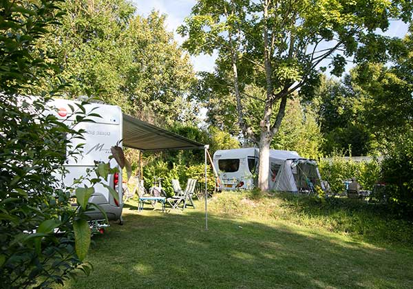 emplacement camping car port le grand baie de somme