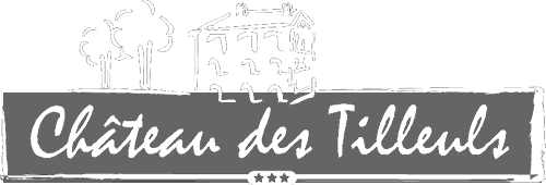 logo camping chateau des tilleuls