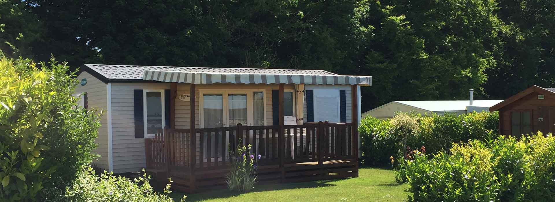 mobil home a vendre port le grand